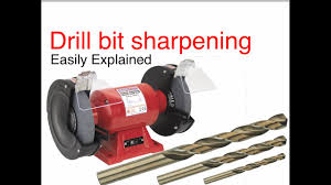 How To Sharpen Angle A Drill Bit Free Hand Trade Secret For Great Cutting Drilling