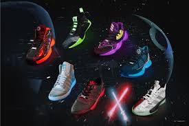 Crazy Lightsaber Designs Adidas Officially Unveil The 2019 Star Wars Collection