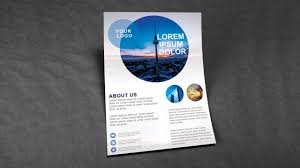 Architecture Brochure Template Photoshop Tutorial Architecture Flyer Template YouTube 17