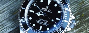 Comparing The Rolex Submariner New And Old
