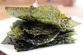 nori sheet simple snacks homemade seaweed snacks doras daily dish
