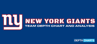 Ny Giants Qb Depth Chart 2019 2020 New York Giants Depth Chart Live