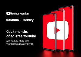 Neue Aktion für alle Samsung-Nutzer: Zwei Monate YouTube Premium ...