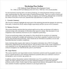report example marketing plan template sample marketing report sample marketing report 7 documents in pdf word