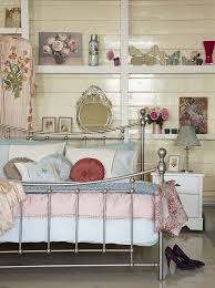 vintage bedroom lighting. All-white Vintage Bed With My Favourite Lighting Idea Ever: Fairy-light Trees! Bedroom E