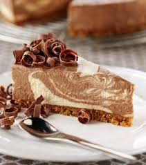 chocolate marble cheesecake. Delighful Marble Chocolate And Vanilla Swirl Cheesecake Throughout Marble C