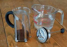 A kitchen scale can help you to keep exact quantities. What S The Best Coffee To Water Ratio When Using A French Press