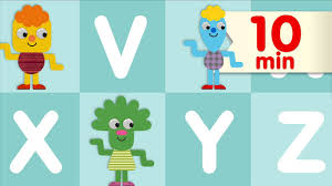 Sing along if you like. The Alphabet Chant More Abc Songs Super Simple Songs Youtube
