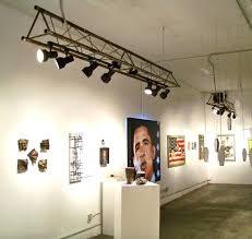 gallery track lighting. Led Track Lighting For Artwork Art Gallery Systems Focus Spotlight