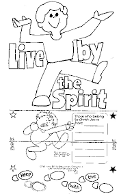 Small Picture Coloring Pages About The Holy Spirit Coloring Pages