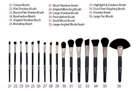 full makeup brush set. full makeup brush set p