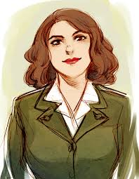 Peggy Carter by beanclam - peggy_carter_by_beanclam-d4ahnnu