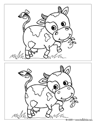 Cow AND Compare and Contrast | Row - Wee Gillis | Pinterest | Cow ...
