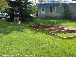 how to build a vegetable garden box. How To Build A Vegetable Garden Box .