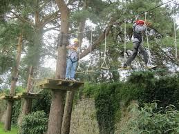 outdoor activities. Blackwater Outdoor Activities: The Tree Course Activities