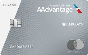 american airlines barclay credit card
