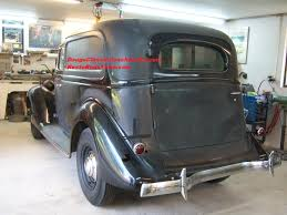 1936 Ford Custom Coach Towncar Sedan Delivery | Resto Rods To Go