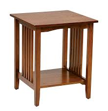 Side tables for office Design Study Amazoncom Office Star Sierra Solid Wood Side Table Ash Finish Kitchen Dining Amazoncom Amazoncom Office Star Sierra Solid Wood Side Table Ash Finish