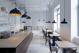 coffee shop lighting. Proti Proudu Bistro In Prague By Mimosa Architekti Designboom Coffee Shop Lighting I
