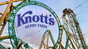 Knott's Berry Farm Vlog January 2020 ...