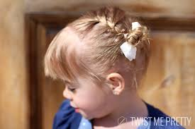 Pretty Girls Hairstyle styles for the wispy haired toddler twist me pretty 1747 by stevesalt.us