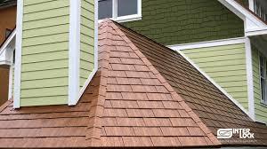 aged copper interlock shingle metal roof traditionalexterior interlock metal roofing r20