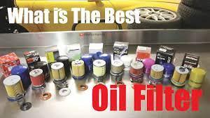 i cut them all up best oil filter