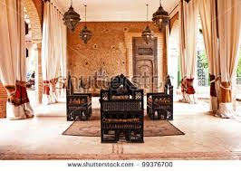 arabic living room furniture. traditional arabic place for relax living room with authentic armchair and decoration furniture f