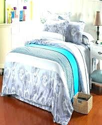 light teal bedding light aqua