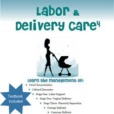 Labor And Delivery Care For New Grad Re Entry And Transition Nurses
