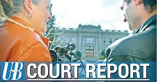 Court report - 9/10/17   Courts And Crime   union-bulletin.com