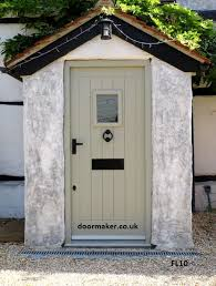 cottage front doorsOak Cottage Doors Framed Ledged Oak or Painted Hardwood