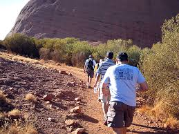 uluru outback photo essay hiking the valley of the winds in the olgas of