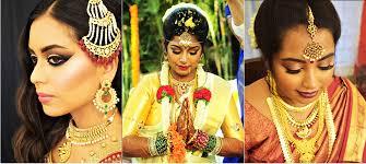 bridal makeup in bangalore