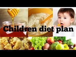 Kids Food Diet Plan 1 To 3 Years Old In Urdu And Hindi Youtube
