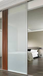 Verschiebbare Glastrennwand Für Das Schlafzimmer Schiebeelmente