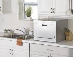 dishwashers for small spaces.  Small Compact Dishwashers A Small Home Or Living Space  Intended For Small Spaces Best Countertop Dishwasher