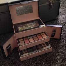 ulta all things beauty case and makeup nwt