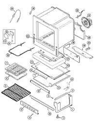 parts for jenn air jgs8850ads range appliancepartspros com 04 oven base parts for jenn air range jgs8850ads from appliancepartspros com