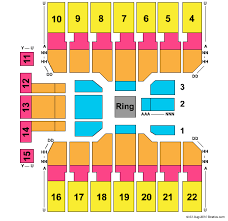 Tullio Arena Formerly The Erie Civic Center Tickets