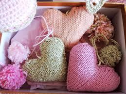 Knitted Heart Pattern Cool Sweet Bee Buzzings Lots Of Love Knitted Heart Pattern