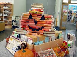 Image result for october library displays pictures