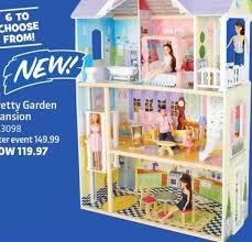toys r us imaginarium pretty garden mansion 119 97 20 off imaginarium pretty garden mansion 119 97