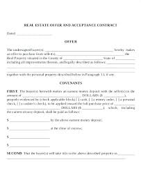 Home Purchase Agreement Template Free High Quality And Sale Contract ...