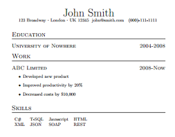 How To Write A Latex Class File And Design Your Own Cv (Part 2 ...