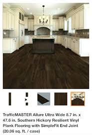 vinyl flooring allure plank reviews trafficmaster