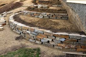 building a retaining wall is not a diy project unless it is lower than the height specified by your local council even then you should think twice before