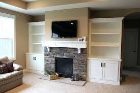 fireplace built in bookshelves ideas corner shelf ideas furniture design modern simple living room cabinet designs
