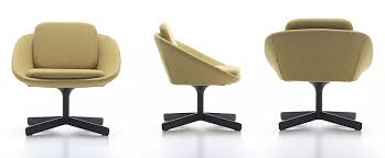 lounge office chair. Squaro With Four Star Rotating Base Lounge Office Chair S