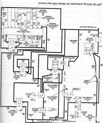 John deere wiring diagram on and fix it here is the wiring for that section animals pinterest diagram electrical wiring and tractor